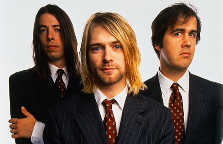 "Nirvana ""Nevermind"" live 20 лет спустя"