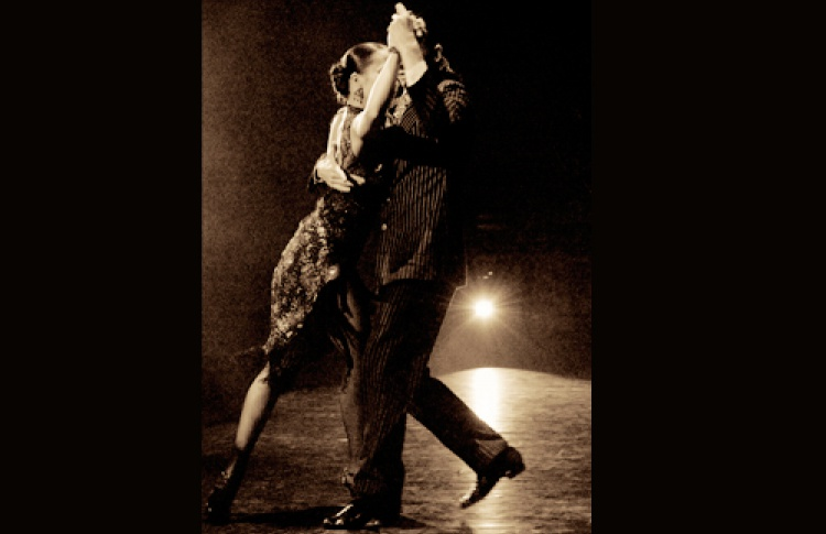 Танго-вечер. Orquesta Primavera