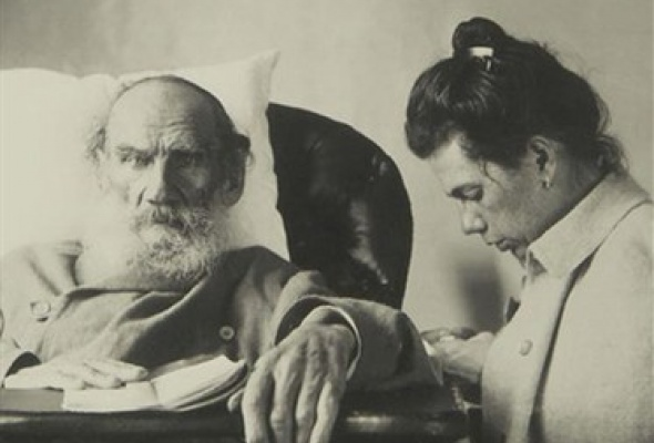Лев Толстой: Живой гений - Фото №0