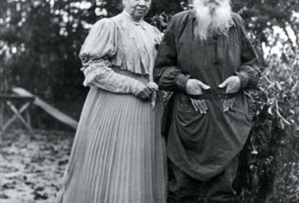 Лев Толстой: Живой гений - Фото №2