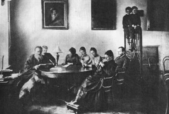 Лев Толстой: Живой гений - Фото №3