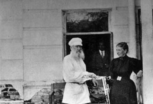 Лев Толстой: Живой гений - Фото №4