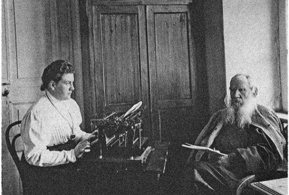 Лев Толстой: Живой гений - Фото №5