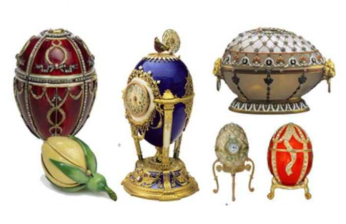 ВПетербурге откроется Музей Карла Фаберже