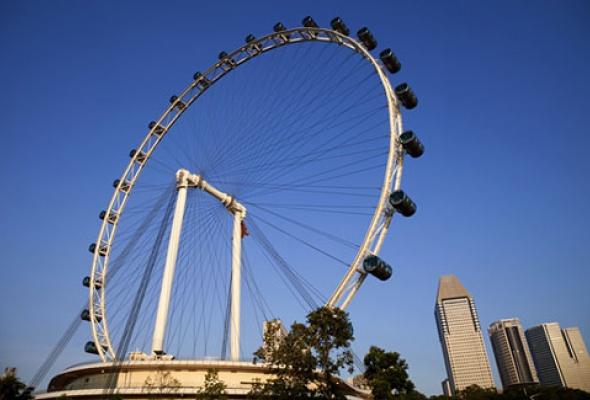Москвичи получат крупнейшее вмире колесо обозрения - Фото №1