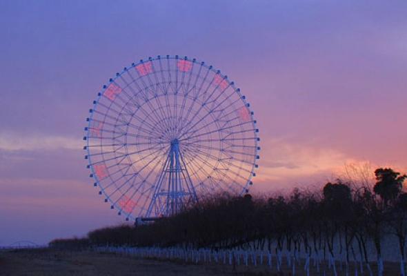 Москвичи получат крупнейшее вмире колесо обозрения - Фото №2