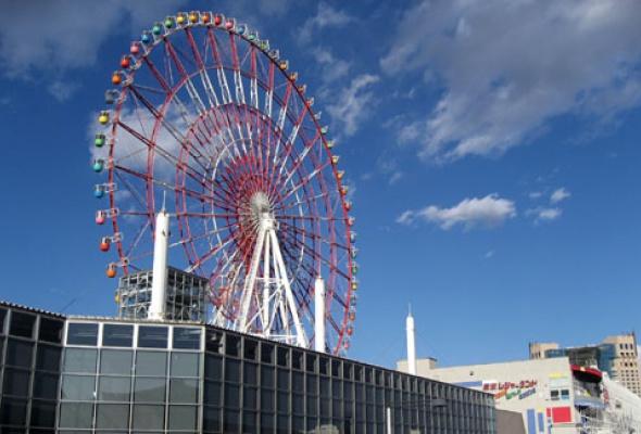 Москвичи получат крупнейшее вмире колесо обозрения - Фото №5