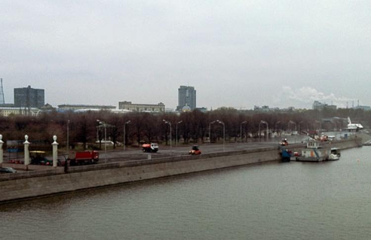 Вместо аттракциона вПарке Горького сделают парковку