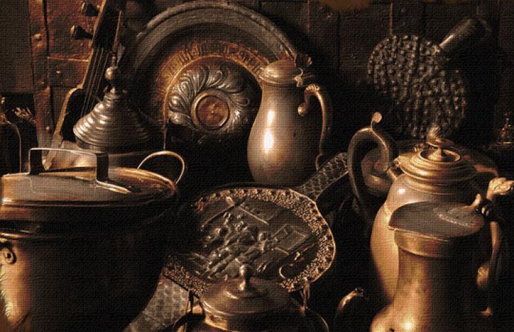 4-я международная выставка антиквариата и предметов коллекционирования «Традиция»