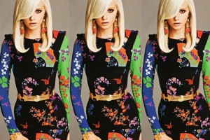 Бренд Versace сделал коллекцию для H&M