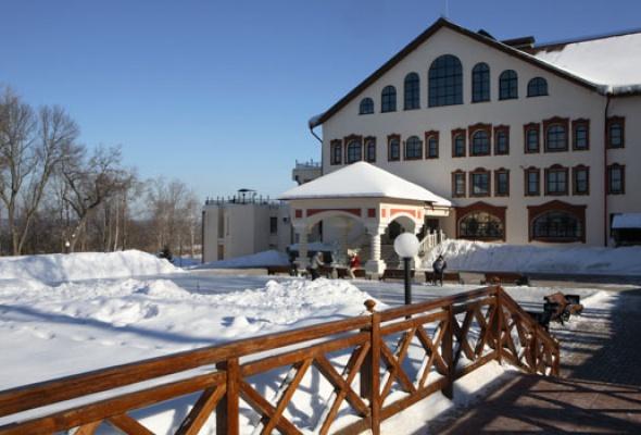 13подмосковных отелей для празднования Нового года - Фото №7