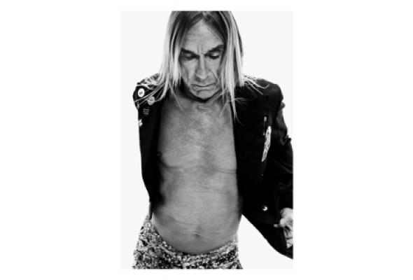 Игги Поп стал лицом рекламной кампании Paco Rabanne - Фото №0