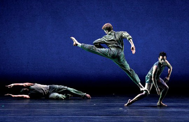Bill T.Jones/Arnie Zane Dance Company