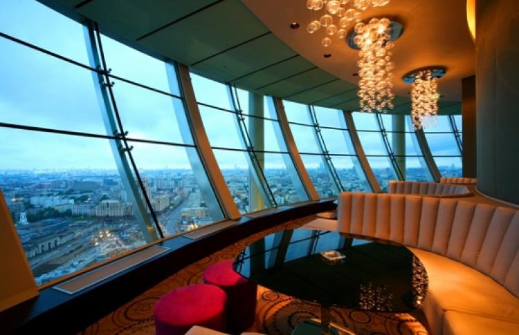 City Space признан одним из50лучших баров мира