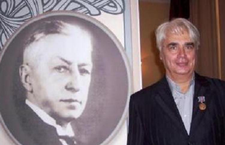 Борис Евсеев