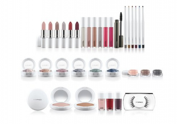 Новогодняя коллекция макияжа Glitter & Ice отMAC - Фото №0