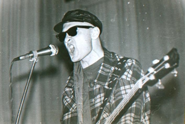 На том же месте... 30-летие ленинградского Рок-клуба