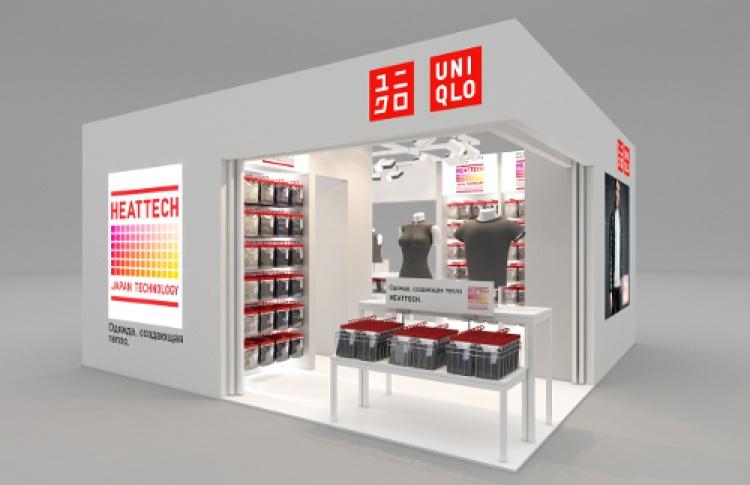 В«Меге Белая Дача» откроется pop-up-магазин Uniqlo стермоодеждой