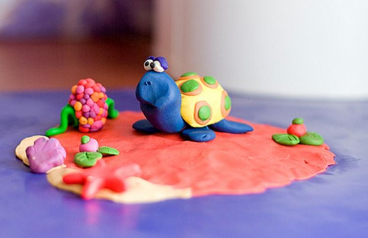 Мастер-класс по пластилиновой анимации