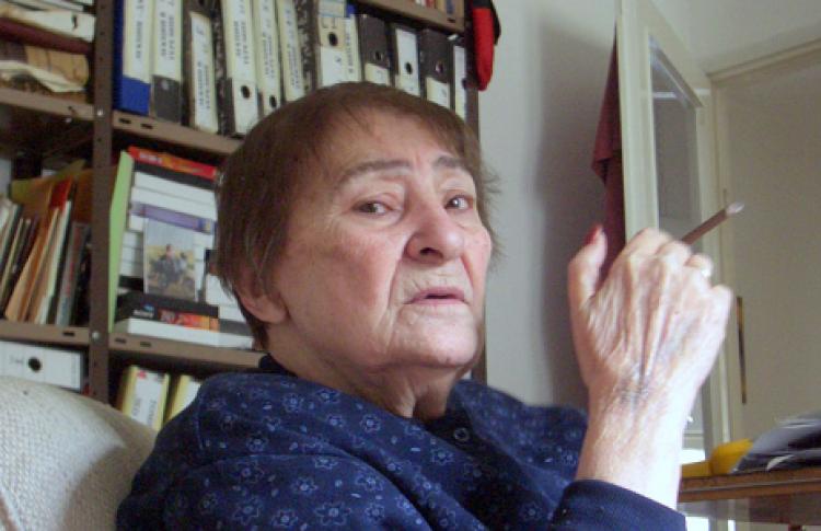 Инна Лиснянская