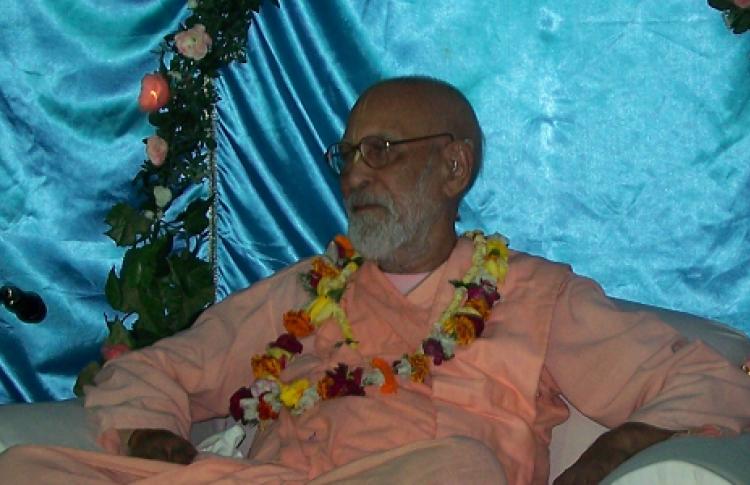 Бхактиведанта Нараяна Госвами