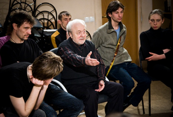 "Открытый мастер-класс ""Закулисье"" - Фото №1"