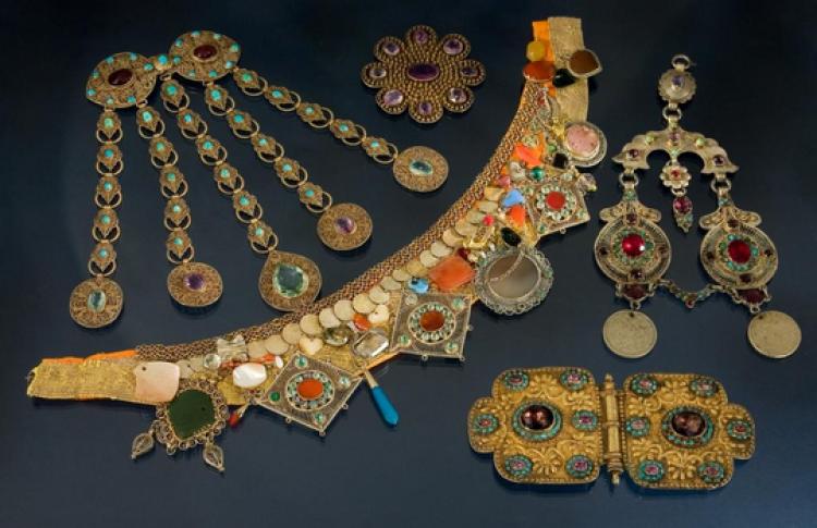 Декоративно-прикладное искусство казанских татар: история и современность