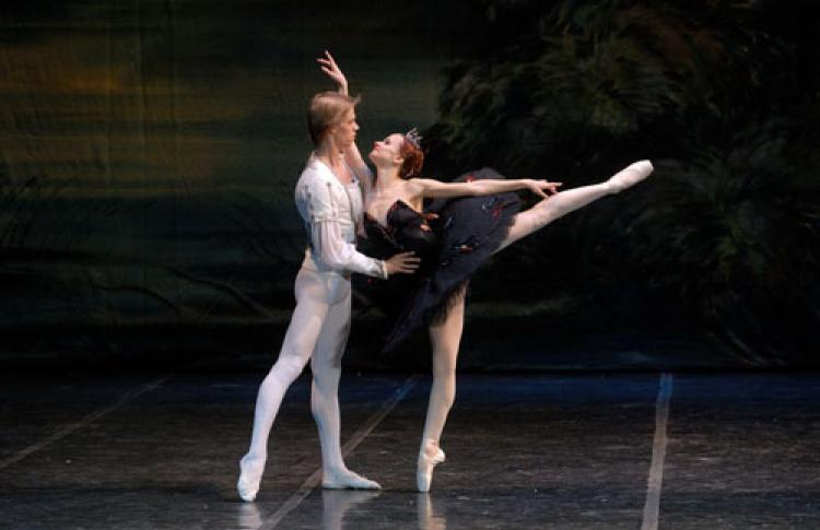 Праздничный гала-концерт звезд балета