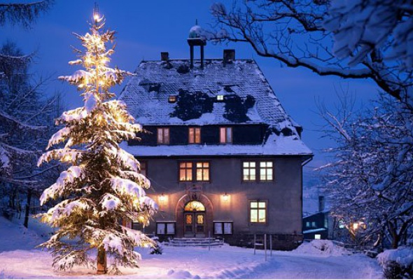 13подмосковных отелей для празднования Нового года - Фото №0