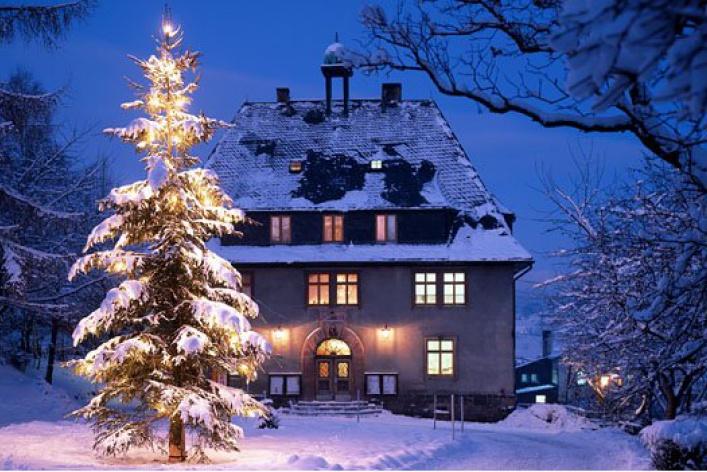 13подмосковных отелей для празднования Нового года
