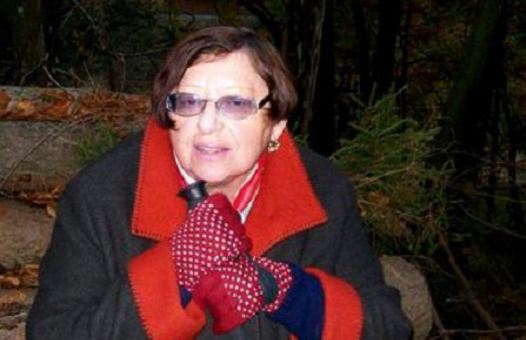 Нина Воронель