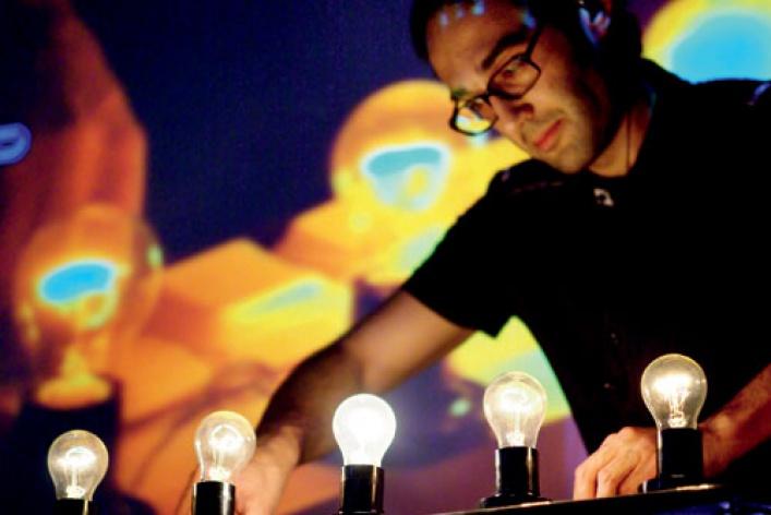 Пятый фестиваль «Электромеханика» радует всеобъемлющей программой