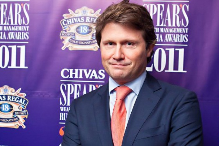 Лауреаты Премии CHIVAS SPEAR'S Russia Wealth Management Awards