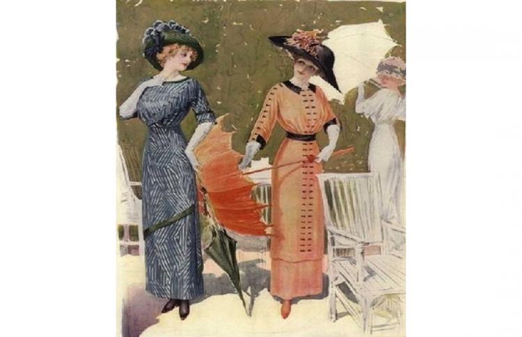 Обзор женских журналов серебряного века