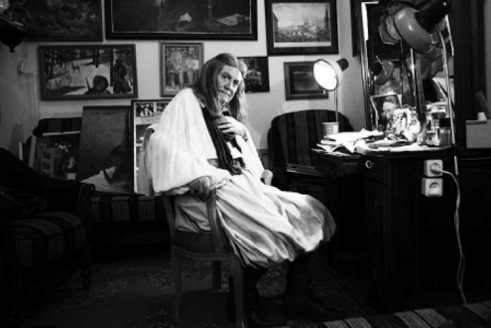 Венсан Перес «От Владивостока до Парижа»