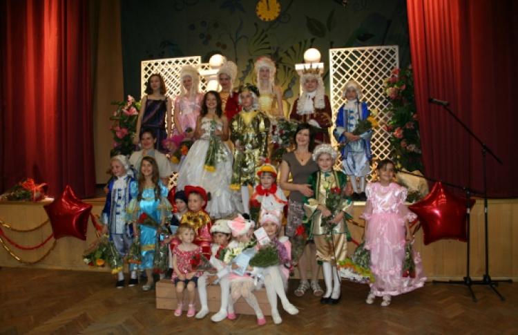 Детская театральная студия Миниполиса Строгинский