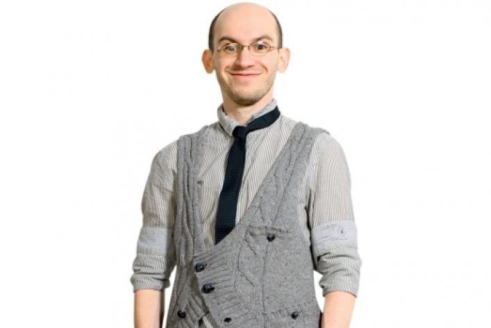 Одеты некак все: Михаил Фихтенгольц