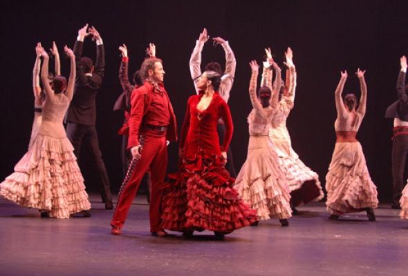 Гастроли Национального балета Испании - Фото №0