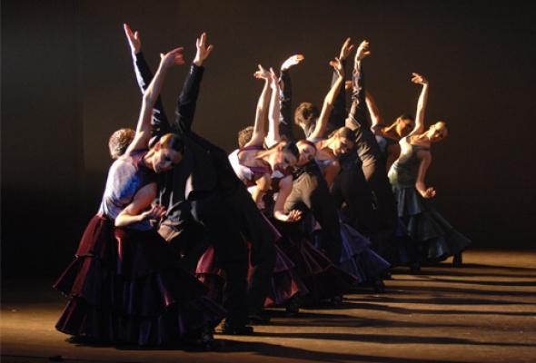 Гастроли Национального балета Испании - Фото №1