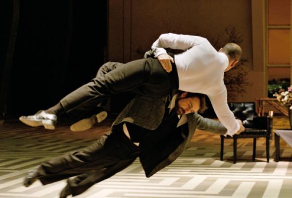 Ежегодный показ танцевальных фильмов совсего света - Фото №0
