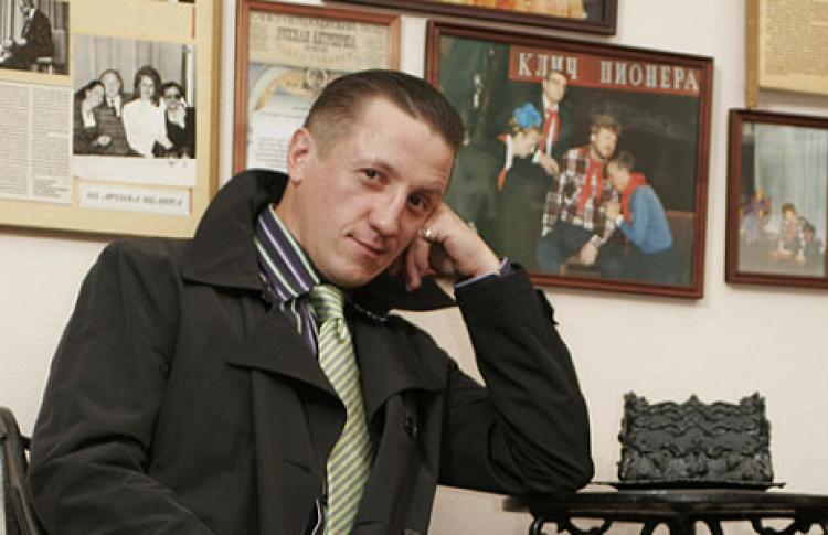 Сергей Дьячков