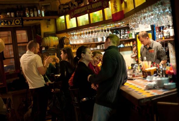 6самых жарких баров - Фото №3