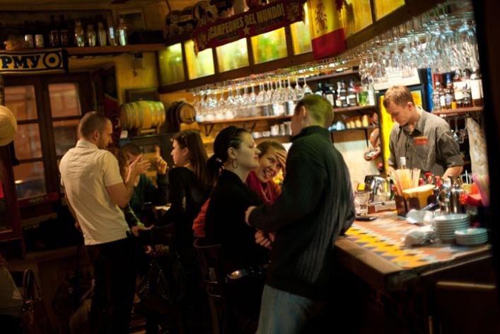 6самых жарких баров