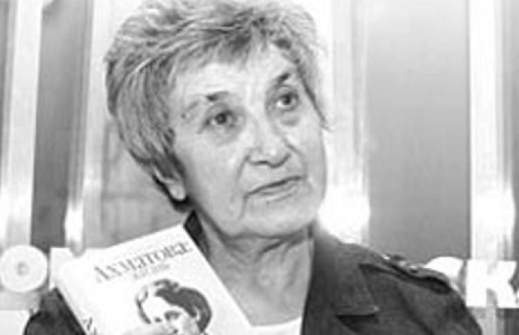 Алла Марченко