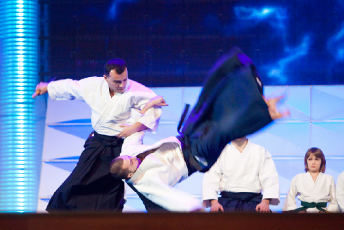 Открытый всероссийский фестиваль Айкидо