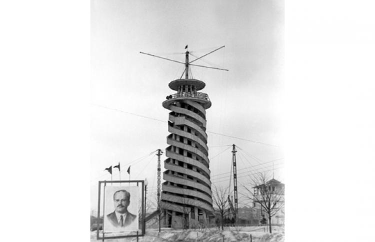 Москва-1937 глазами юной американки