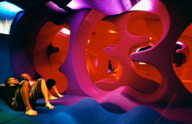 Авангардный дизайн 60-х—80-х годов. Новые идеи в архитектуре.