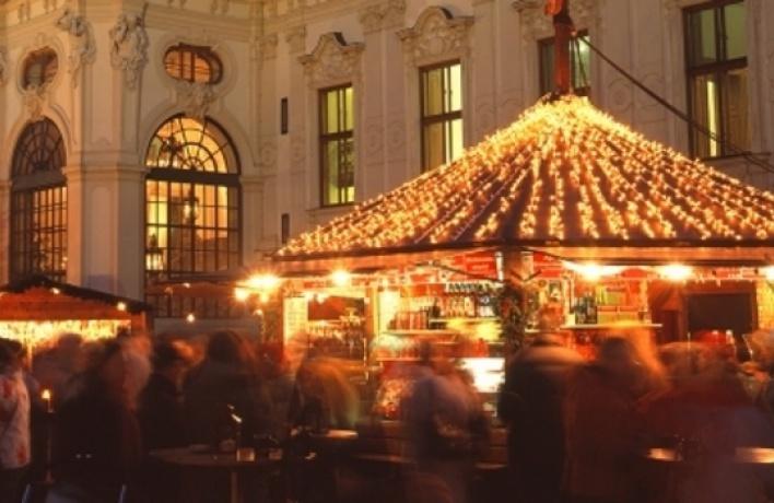 Рождественские базары вАвстрии