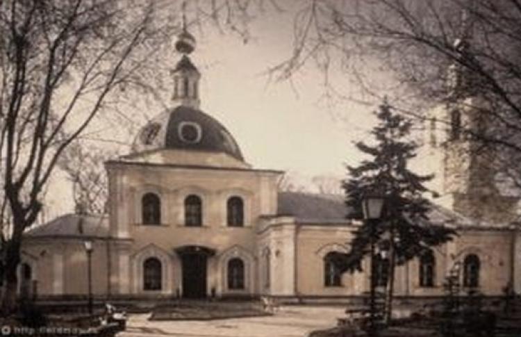 Село Всехсвятское и поселок Сокол