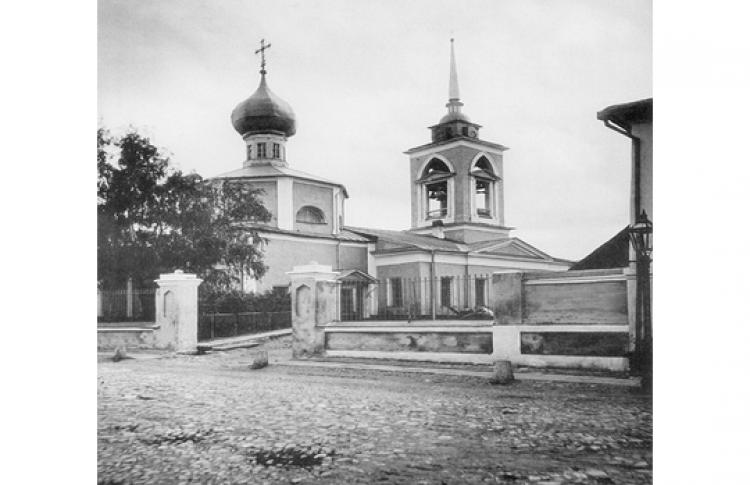 Ушедшая Москва: Скородом и Божедомка